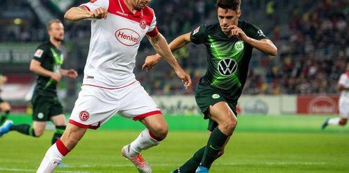 Weghorst-Tor gegen Fortuna reicht nicht zum VfL-Sieg