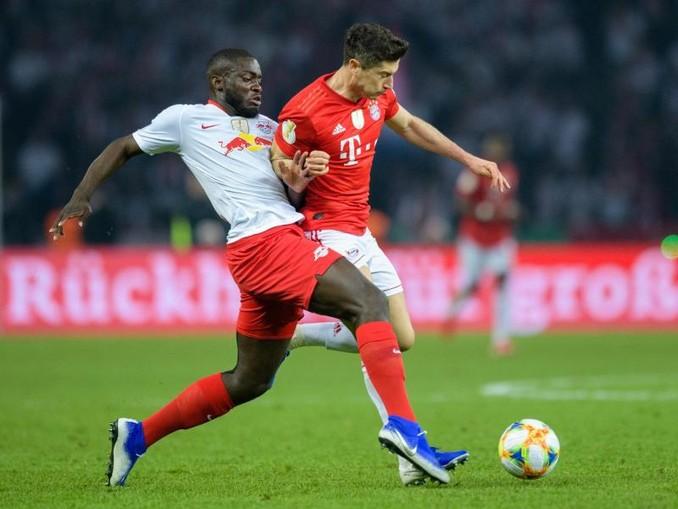 Im Duell zwischen RB Leipzig und Bayern München sind die Schlüsselspieler entscheidend. Foto:Matthias Balk