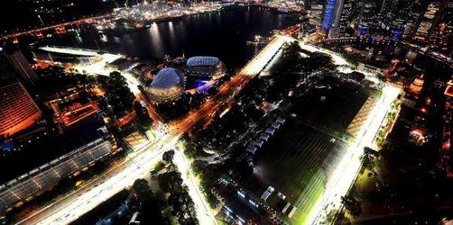 Das muss man zum Großen Preis von Singapur wissen
