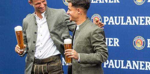 Zünftiger Wiesn-Start? Coutinho/Müller «zu offensiv»