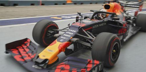 Verstappen vor Vettel beim Formel-1-Auftakttraining