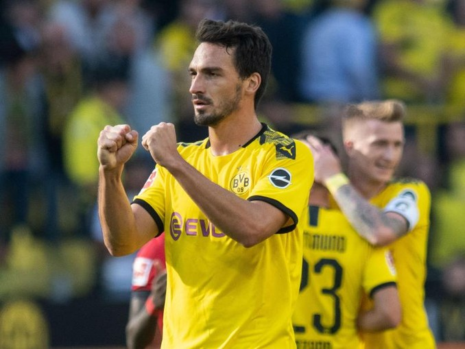 Dortmunds Mats Hummels zeigte sich zuletzt in bestechender Form.