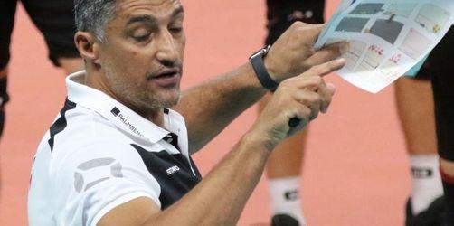 Volleyballer mit Zwangsoptimismus ins Achtelfinale