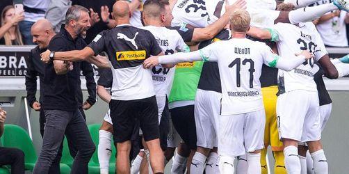 Roses bislang wichtigster Sieg: Borussia nimmt Fortuna ernst