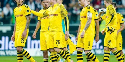 Wutausbruch von Reus: Dortmunder Selbstzweifel im Titelkampf