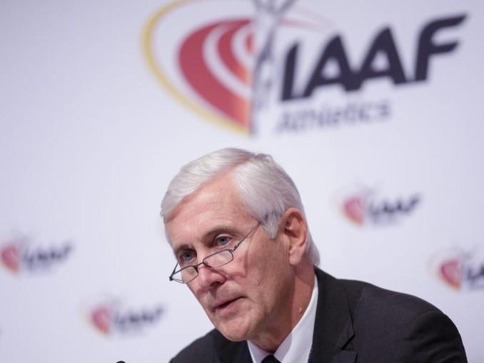 Rune Andersen ist Chef des IAAF-Inspektionsteams. /epa