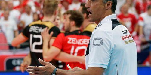 «Große Leere»: Deutsche Volleyballer verarbeiten EM-Aus