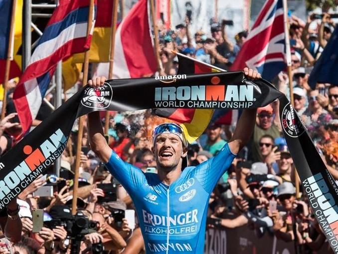 Triathlet Patrick Lange will seinen WM-Titel auf Hawaii verteidigen. /Zuma Press/dpa