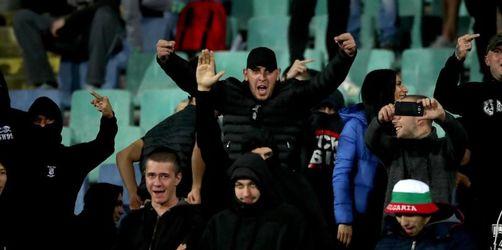 Rassismus-Vorfälle: Bulgarische Fußball-Fans festgenommen
