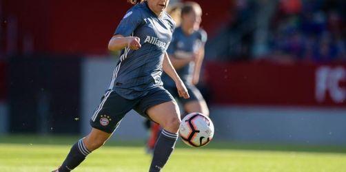 Bayern- und VfL-Frauen auf Kurs Königsklassen-Viertelfinale