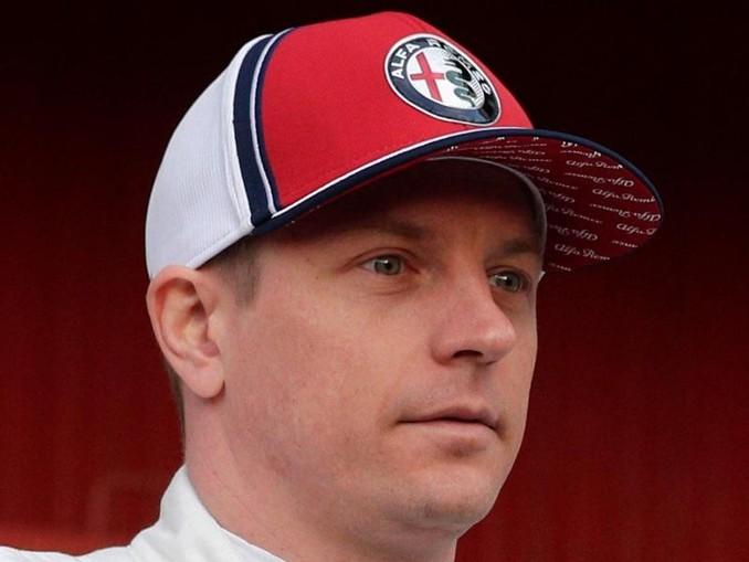 Der mit Abstand älteste Fahrer im Formel-1-Starterfeld: Kimi Räikkönen. /AP/dpa
