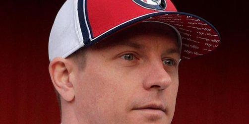 Kultpilot Räikkönen wird 40: «Noch Zeit, auszusteigen»
