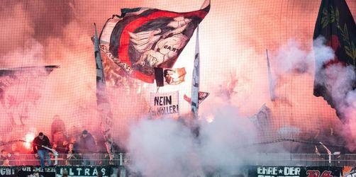 FrankfurterFanszene:«Keine weiteren Worte» über UEFA
