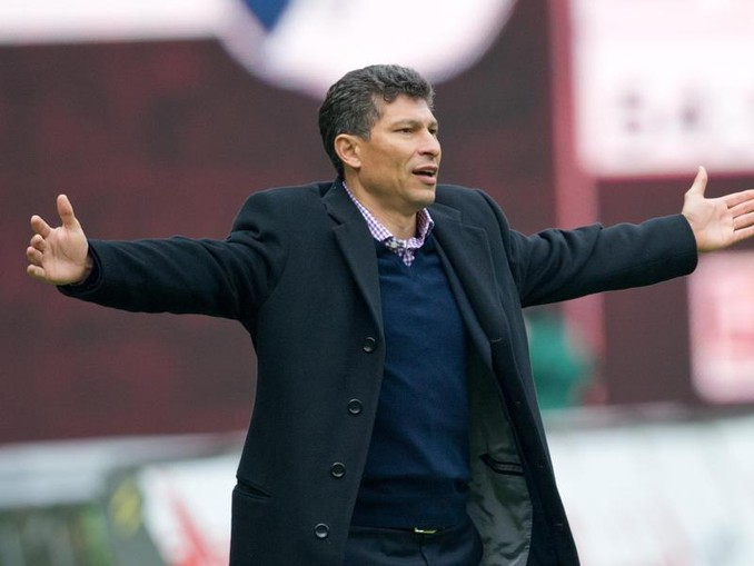Ist nicht länger Trainer der bulgarischen Nationalmannschaft: Krassimir Balakow. /dpa