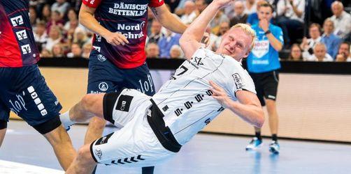 Verletzter Wiencek fehlt deutschen Handballern in Kroatien