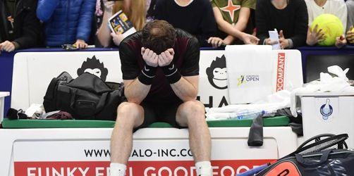Erster Titel nach Hüft-OP: Murray krönt Tennis-Comeback