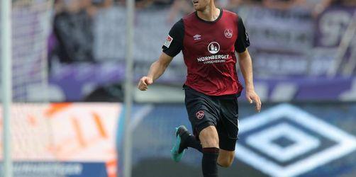 Ein Spiel Sperre für Nürnberger Abwehrspieler Sörensen
