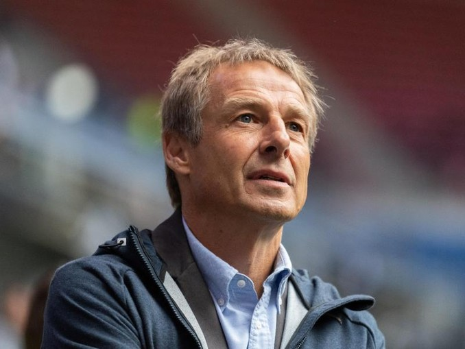 Kehrt in die Bundesliga zurück: Ex-Bundestrainer Jürgen Klinsmann. /zb/dpa