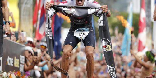 Frodeno: Außerhalb vom Triathlon kann ich gut verlieren