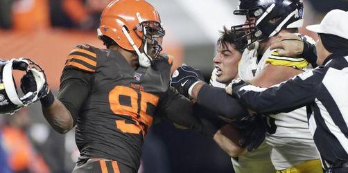 NFL-Skandal: Profi schlägt Gegner mit Helm - lange Sperre