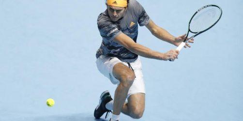 Zverev nach Sieg gegen Medwedew im Halbfinale - Nadal raus