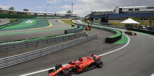Vettel will die São-Paulo-Pole - Hülkenbergs vorletztes Mal