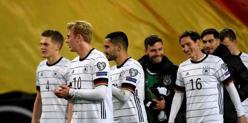 Nun «vor Holland bleiben»: Löw-Team will Schwung holen