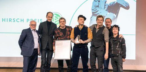 Julius-Hirsch-Preis für Die Toten Hosen