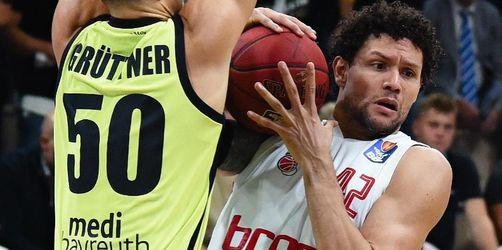 Brose Bamberg löst Vertrag mit Basketballer Carrera auf