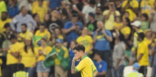 Coutinho mit starker Leistung und Tor im Nationaltrikot