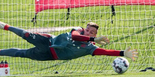 FC Bayern verlängert mit Torwarttalent Früchtl bis 2022