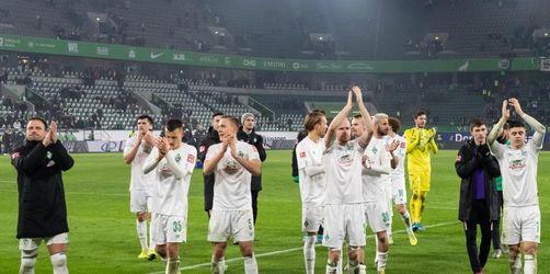 Werder Bremen und die große Erleichterung