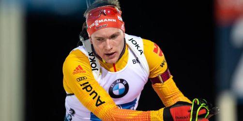 Schempps Biathlon-Karriere am Scheideweg