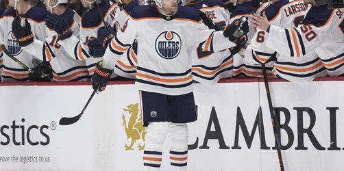 Eishockey-Star Draisaitl markiert 50. Scorerpunkt