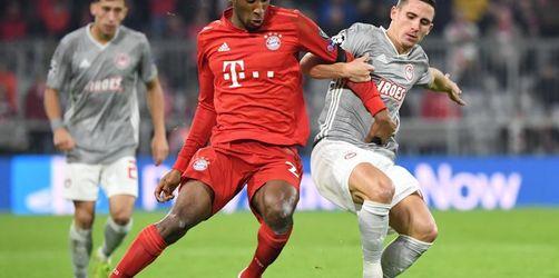 Profi Coman: «Sicher, dass ich noch lange bei Bayern bleibe»