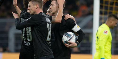 BVB feiert 5:0-Kantersieg über Düsseldorf