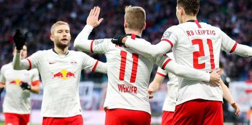 Werner beschert Nagelsmann Sieg bei Hoffenheim-Wiedersehen