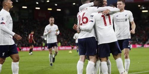 Liverpool festigt Spitzenplatz - Tottenham mit Kantersieg