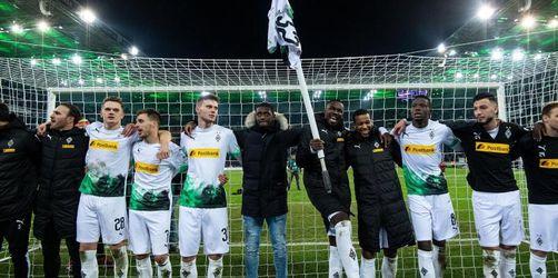 Bayern von Gladbach distanziert - BVB und Leipzig auf Kurs