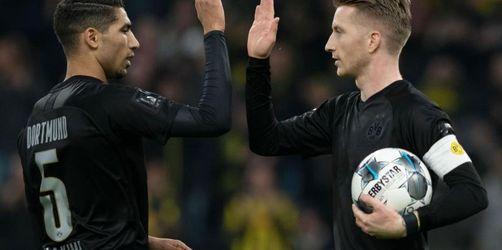 Kapitän Reus führt BVB zum höchsten Saisonsieg