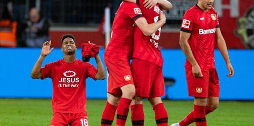Leverkusen wittert Chance in der Champions League