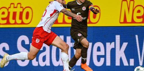 Jahn Regensburg stürzt FC St. Pauli noch tiefer in die Krise
