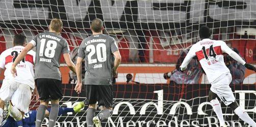 VfB dreht Absteigerduell - FCN-Krise weitet sich aus