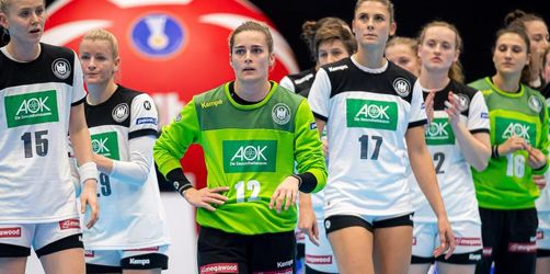 So kommen Deutschlands Handballerinnen ins WM-Halbfinale