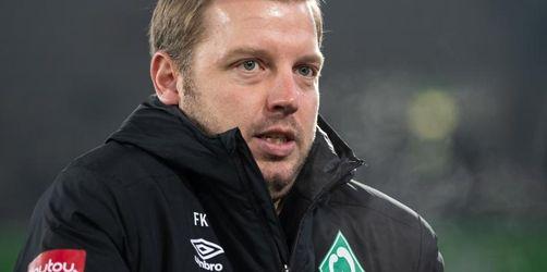 Werder-Sportchef Baumann: Kohfeldt möchte etwas mit aufbauen