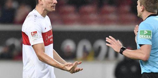 VfB-Stürmer «VARio Gomez» erlöst sich und schweigt