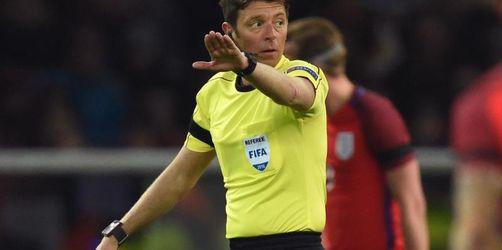 Italiener Rocchi leitet Bayern-Spiel gegenTottenham