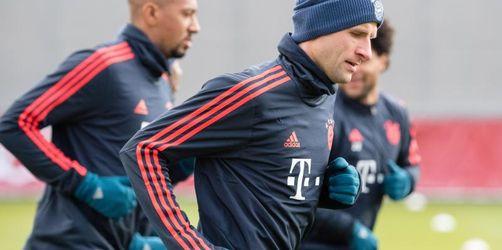 Müller vor Tottenham-Spiel: Siegesserie als Signal an Liga