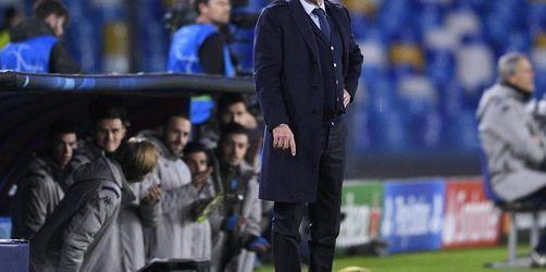 Aus für Ex-Bayern-Trainer Ancelotti bei Neapel