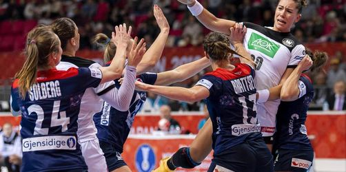 Enttäuschung pur: Handball-Frauen verpassen WM-Halbfinale